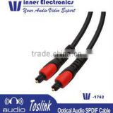 high speed Optic Fiber Cables, Audio Fiber Patch Cord ,toslink cable for data transmission