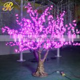 Artificial mini indoor cherry blossom tree