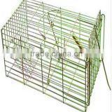 Double door mouse trap cage , safety rat trap cage TLD2001