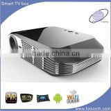 stable quality led wifi projector FSP-01 WXGA 1280 x 800 Andriod 4.4 support H.265 hd 4K