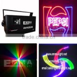 DHL 2000mW RGB Mini Party Laser can editting Input program With Keyboard, Easy to Control Holiday and Party Lights