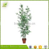 plastic decorative fake artificial bamboo tree for sale