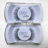 3D individual synthetic mink lashes thick faux mink lashes false eyelash with high cost-effective                                                                         Quality Choice
