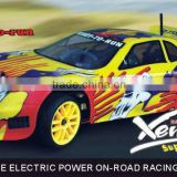 Hot sale HSP 1/10 scale eletric professional drift racing rc car