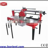 Double rail Limestone cutting machine with 2000mm cutting length