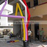 inflatable dancing arrow / inflatable air dancer / infltable advertising logo air dancer for advertising