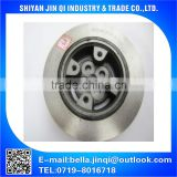 Original best price 6CT engine parts generator vibration damper 3925566 for Dongfeng