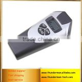 Water Resistant Digital Ultrasonic Distance Meter with Laser Pointer for Measuring Distance