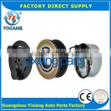 Factory direct 102mm electromagnetic pulley 12 volt air conditioner 6pk a/c compressor clutch parts