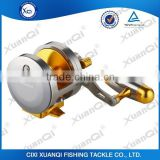 China aluminum spool fishing reel speed jigging reel                                                                                                         Supplier's Choice