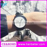 Hot selling simple style Japan quartz Movt marble face watch custom made watch dials