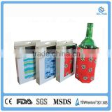 GEL BEER BOTTLE COOLER BEER COOLER SLEEVE