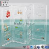Wholesale Body Piercing Holders,2 Tier Acrylic Jewelry Displays