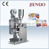 chili sauce liquid sauce sachet pouch packing machine