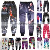 Cheap Mens Joggers 3D Basketball Star Printed Jogging Homme Actavis Baggy Sweatpants Men Jogger Pants Sports Men Emoji Joggers