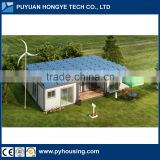 2016 New Hot Selling Prefab Homes Luxury Housing Movable Modular Container Villa