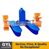 Fish farming equipment and High Quality Paddle Wheel Aerator