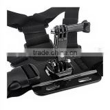 Elastic Chest Body Strap Mount Belt Band Harness with Camera Tripod Mount Adapter for GoPro HD Hero 1 2 3