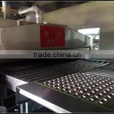 saving space gas wafer production line tunnel baking oven factory