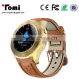 3G Bluetooth Smart Watch Android 5.1 MTK6580 Support WIFI 3G GPS Google Play Map Really Smartwatch for Android Phone