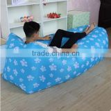 2016 new style sofa filled chair bean bag camping laybag air banana sofa