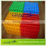 Leon egg turner tray with several colors can be choosed