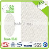 Double sides sublimation printing 100% polyester material blockout middle-layer fabric for vertical blind