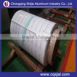 White color coated 3005 alloy aluminum coil for printing application