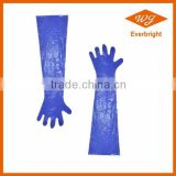 Disposable Veterinary Long Sleeve Gloves, For Animal Treatment