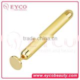 2016 new product beauty bar (O shape) blow bar london 24k gold beauty bar Slimming face