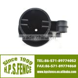 2013 China factory snap'r cap'r wood post electric fence plastic fence post caps for electric fence