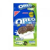 Oreo Green Tea biscuits