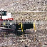 Aquatic weed harvester/Garbage salvage ship/ Trash Hunters/Garbage cleaning vessel/Cleaning vessel