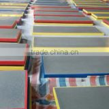 Non slip good quality shockproof durable eco friendly high density pvc pu sponge judo mats
