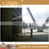 Construction for Steel Structure and Glass Office Building, Design and Construction for Metal Project (BF08-Y10036)