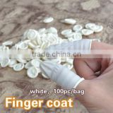 100pcs Permanent Makeup Easy Ring Ink Container/Cups Finger Coat100pcs Permanent Makeup Easy Ring Ink Container/Cups Finger Coat
