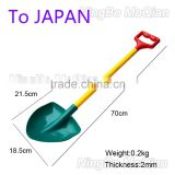 child snow shovel, toddler plastic scoop kids sand spade plsastic shovel much strong, export to Japan