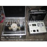 Transformer oil voltage breakdown test equipment