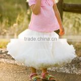 Super gorgeous kids birthday wear dress wedding dresses ball gown skirt ballet clothes fluffy skirts