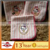 Lovely terry cotton children hand towel/children hankerchief