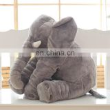 Newest Elephant OEM Dolls Cushion Custom Animal Pillow Plush Toys