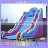 Kuwait Aladdin inflatable slide
