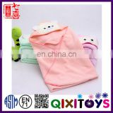 Professional production cotton hooded baby towel