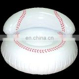White Inflatable Air Floating Seat