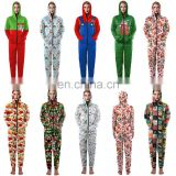 Wholesale Christmas Pajamas Women Jumpers Sweater Family Jumpsuit