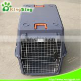 2014 new style flight iron pet cage for dog