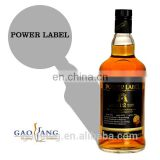 Goalong the old whisky aged 15 years thick amber color 700ml bottled whisky,