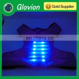 Best quality rechargeable LED luminous pet clothing Safety Protective pet Clothes luminous pet clothes