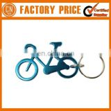 2017 Latest Design Promotional Bicycle Keychain Bottle Opener