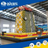 Professional indoor rock climbing wall ,exciting inflatable rockwall, inflatable climbing wall